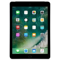 thumb-Refurbished iPad 2017 32GB Zwart Wifi + 4G-1