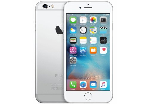 Refurbished iPhone 6S -32GB - Silver