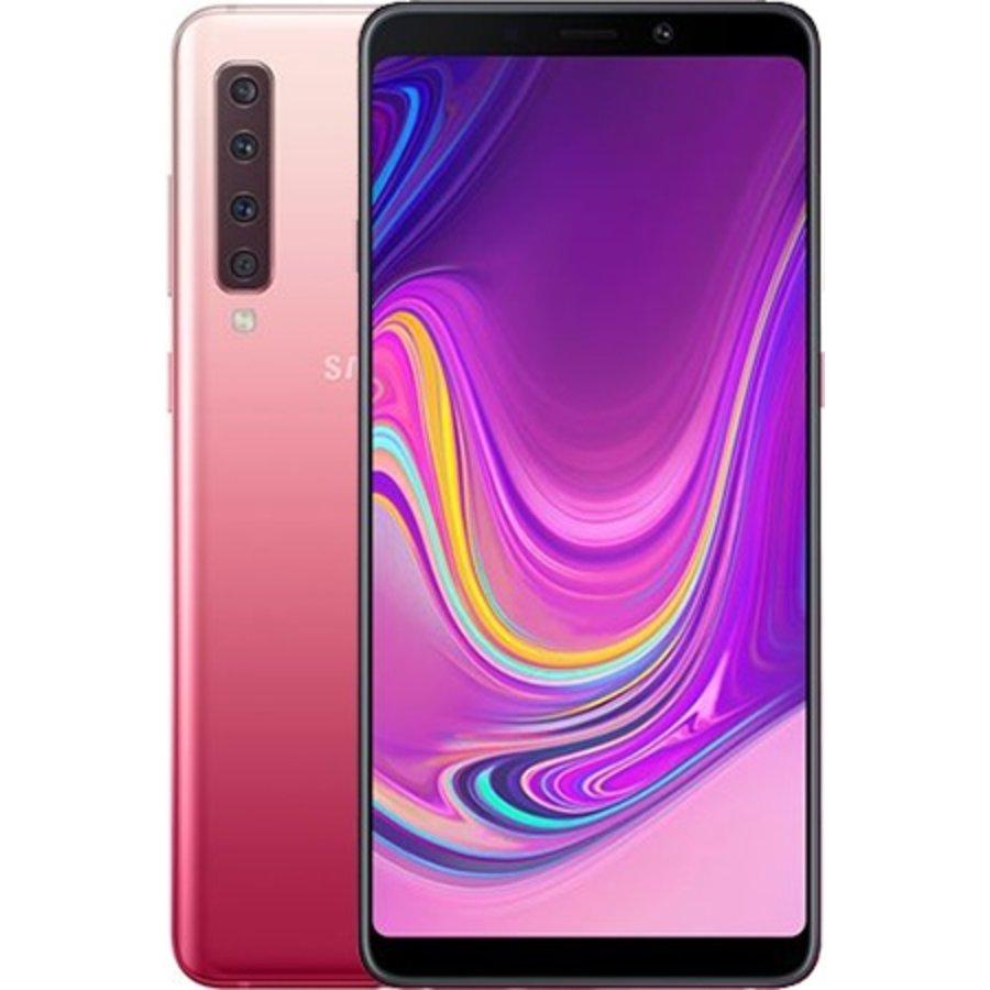 Samsung Galaxy A9 2018 Dual Sim A920F Pink (Pink)-1