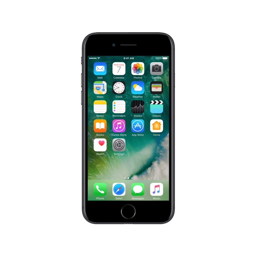 Refurbished iPhone 7 Plus - 128GB - Zwart-6