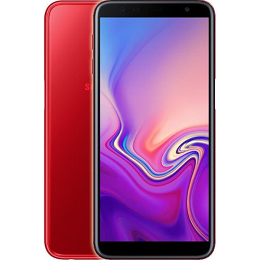 Samsung Galaxy J6+ 2018 Dual Sim J610 Red (Red)-1