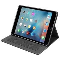 thumb-Just in Case Apple iPad 9.7 (2017 / 2018) Luxury Protective Case (Black)-1