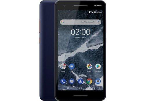 Nokia 2.1 Blue Copper