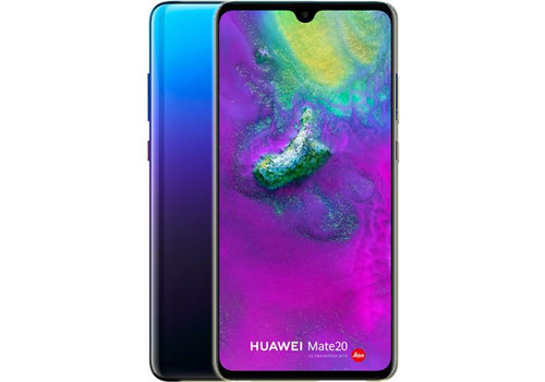 Huawei Mate 20 Dual Sim Twilight