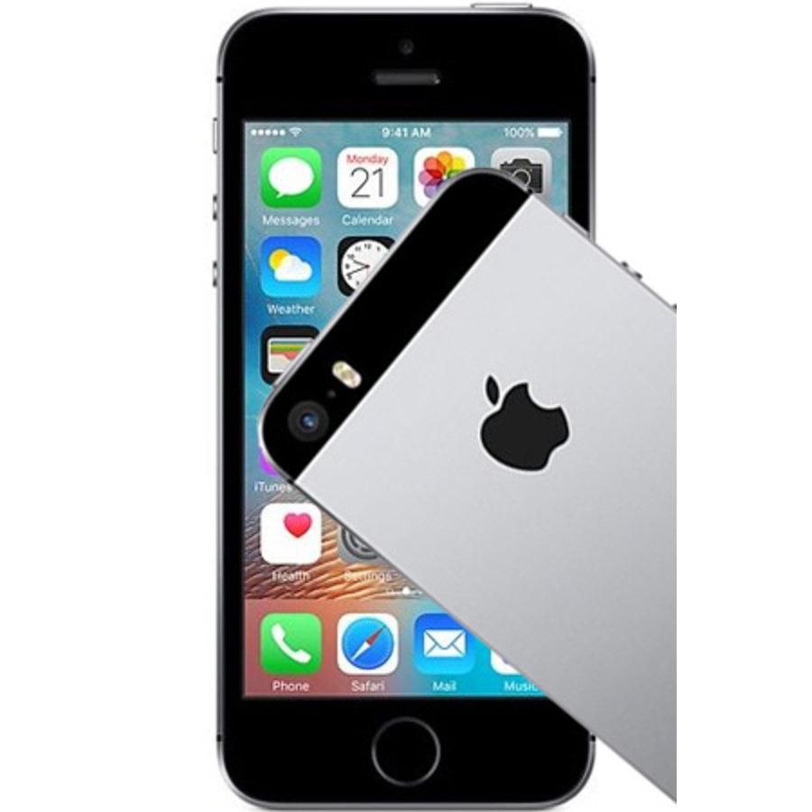 Apple iPhone SE 32GB Space Grey beschadigde verpakking (32GB Space Grey beschadigde verpakking)-1