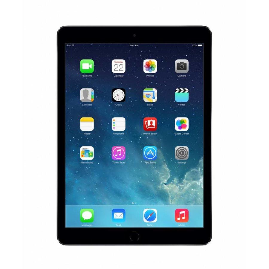 Refurbished iPad Air Zwart 32GB Wifi only-1