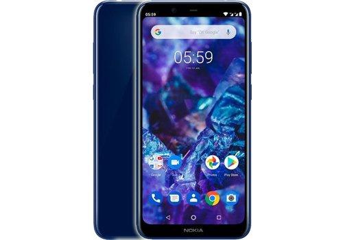 Nokia 5.1 Plus Dual Sim Blue