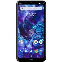Nokia 5.1 Plus Dual Sim Black (Black)