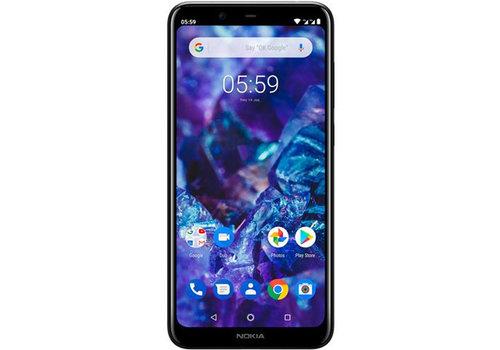 Nokia 5.1 Plus Dual Sim Black