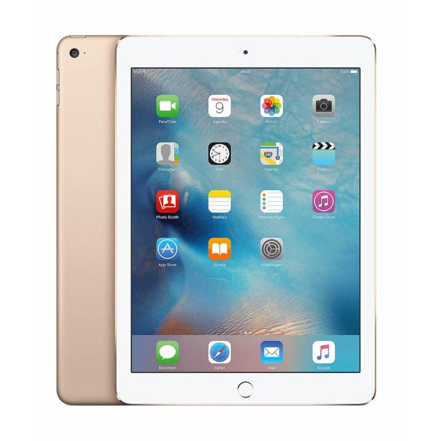 Refurbished iPad Air 2 Goud 64GB Wifi Only-1