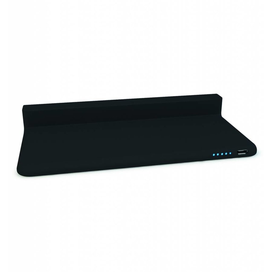 ZENS Wireless Car Charger and Anti-Slip Mat 5200mAh Black-2