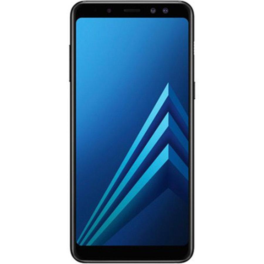 Samsung Galaxy A8 2018 Duos A530F Black NL (Black NL)-1