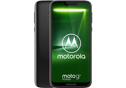 Motorola Moto G7 Power Dual Sim Black