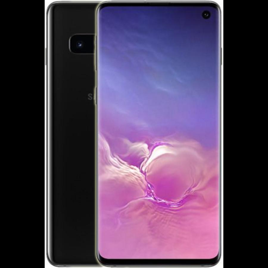Samsung Galaxy S10 Dual Sim G973F Black (128GB Black)-1