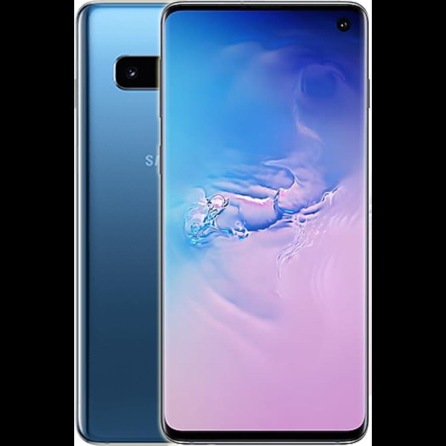 Samsung Galaxy S10 Dual Sim G973F Blue (128GB Blue)-1