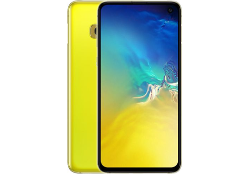 Samsung Galaxy S10e Dual Sim G970F Yellow