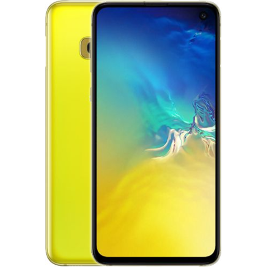 Samsung Galaxy S10e Dual Sim G970F Yellow (128GB Yellow)-1