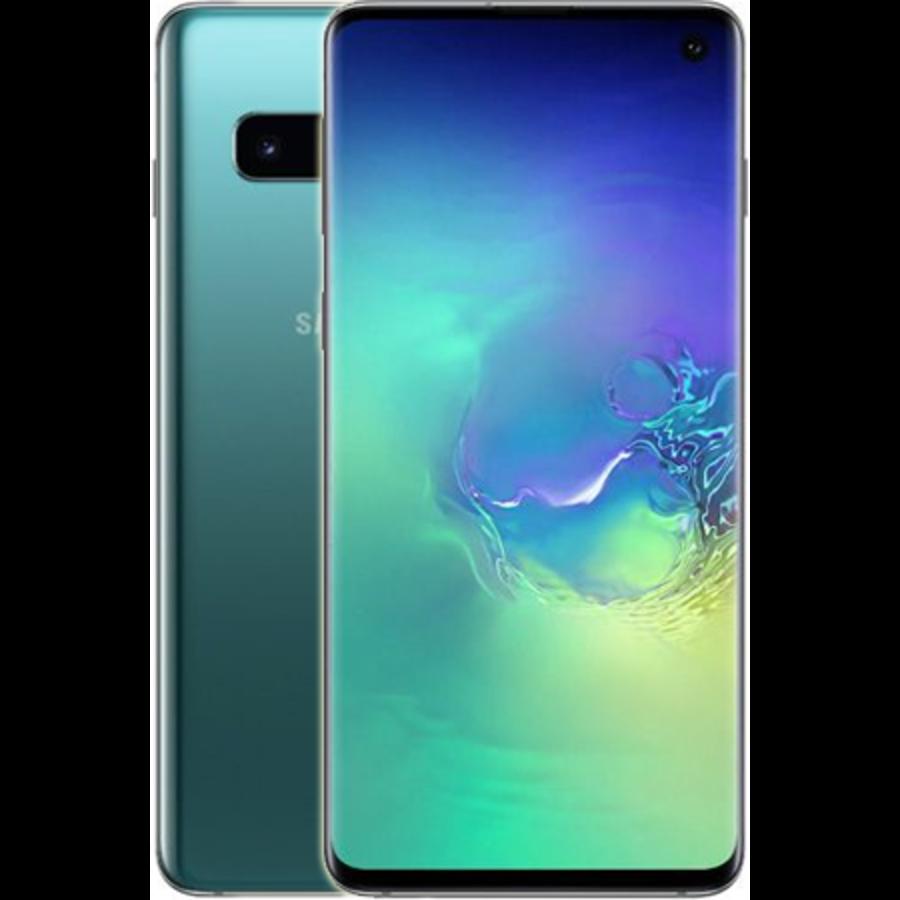 Samsung Galaxy S10 Dual Sim G973F 512GB Green (512GB Green)-1