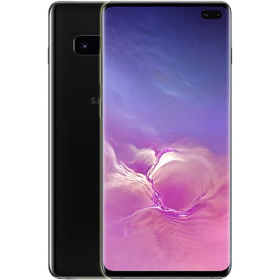 Samsung Galaxy S10+ Dual Sim G975F Black (128GB Black)-1