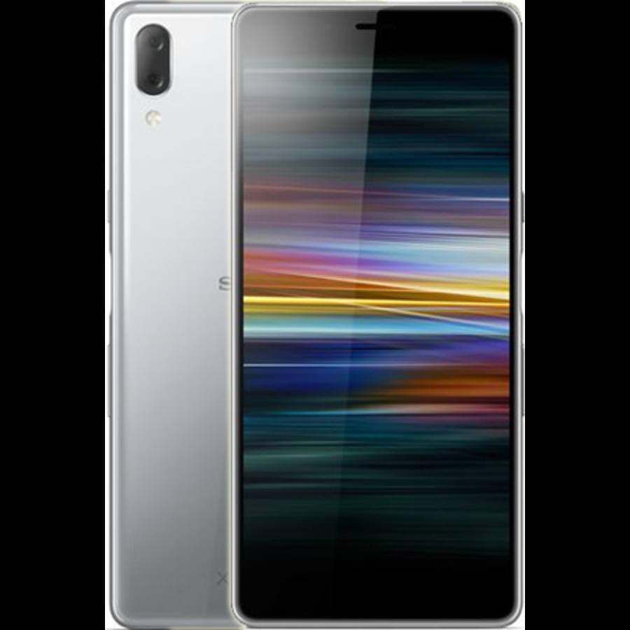 Sony Xperia L3 Dual Sim Silver (Silver)-1