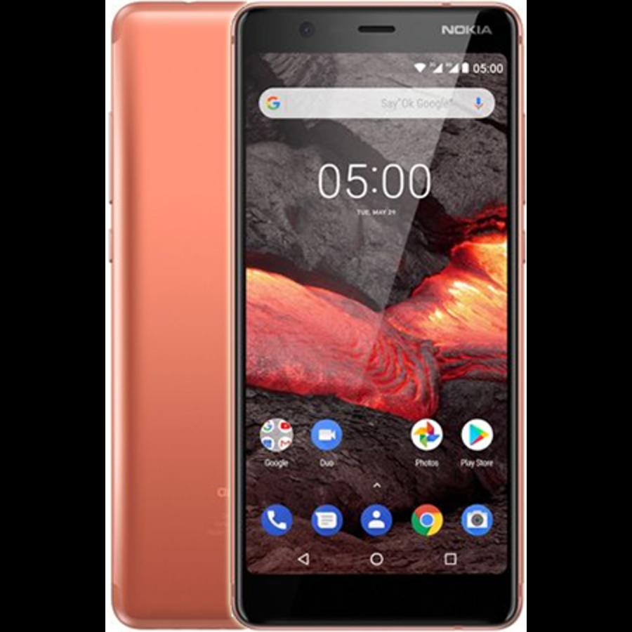 Nokia 5.1 Dual Sim Copper (Copper)-1
