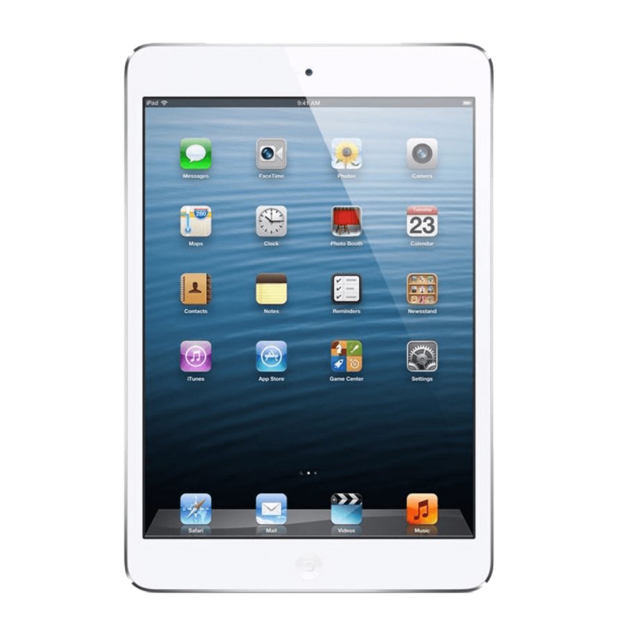 Refurbished iPad Air 2 Wit 32GB Wifi + 4G-1