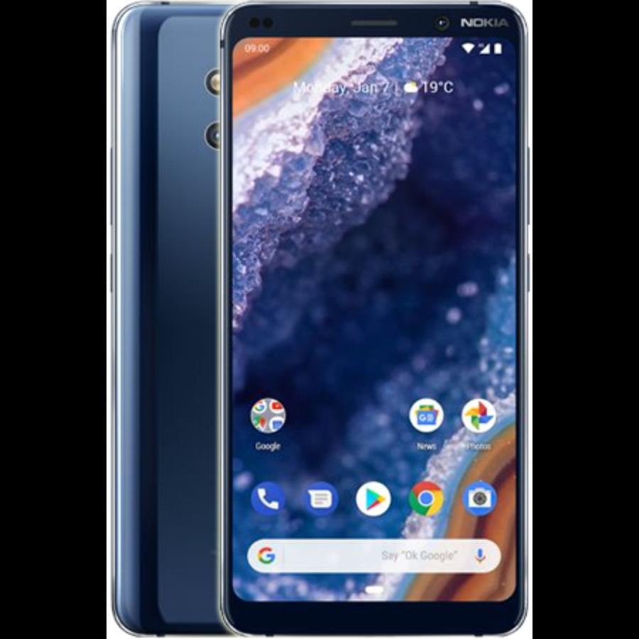 Nokia 9 PureView Dual Sim Blue (Blue)-1