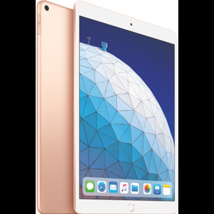 Apple iPad Air 2019 10.5 WiFi + 4G 256GB Gold (256GB Gold)-1