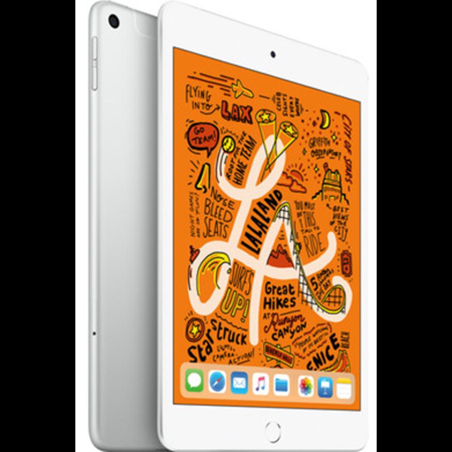 Apple iPad Mini 2019 WiFi + 4G 64GB Silver (64GB Silver)-1