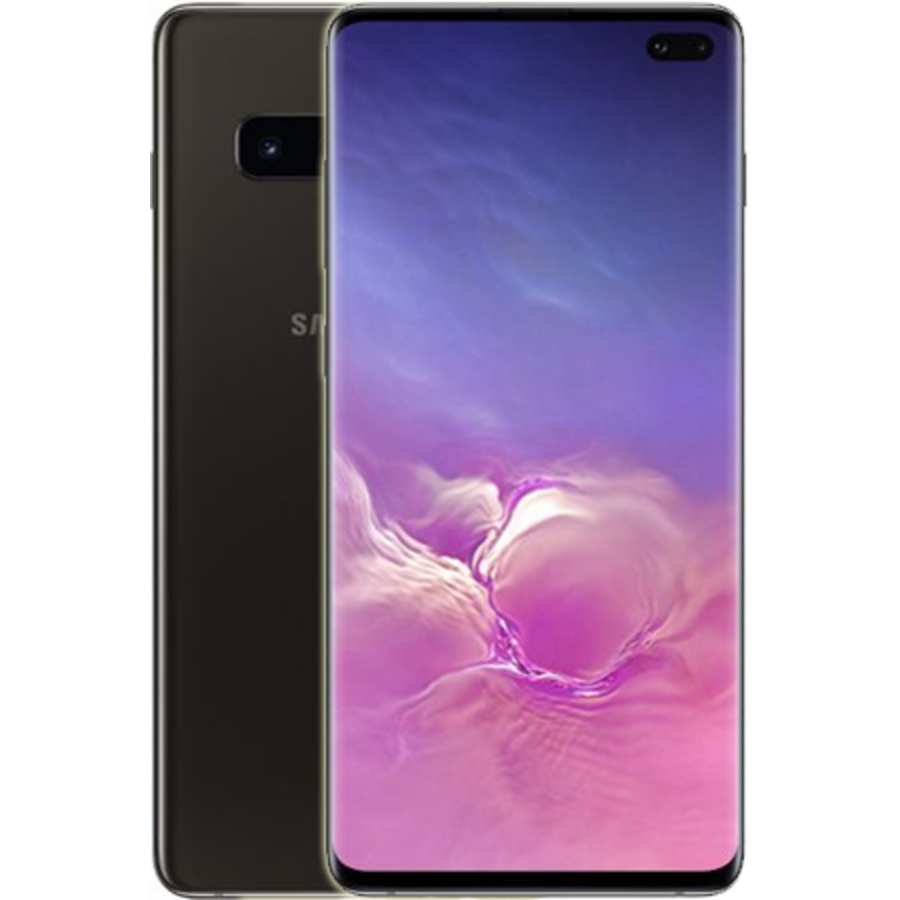 Samsung Galaxy S10+ Dual Sim G975F 512GB Ceramic Black (512GB Ceramic Black)-1