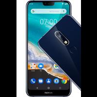 Nokia 7.1 64GB Blue (64GB Blue)