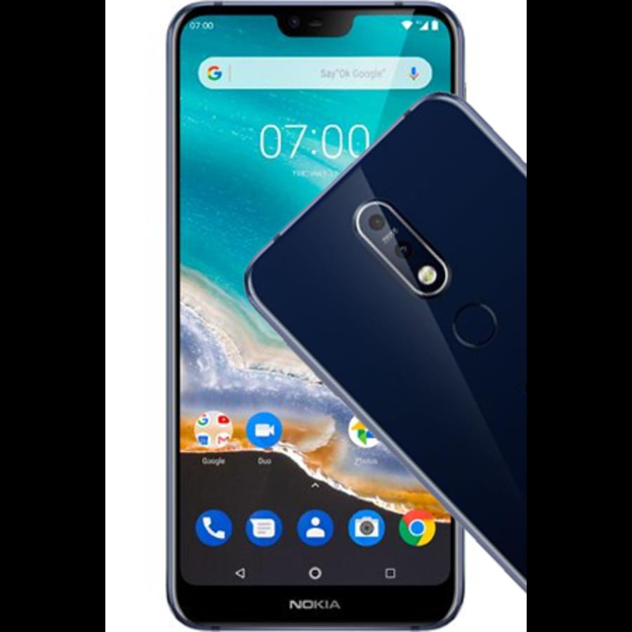 Nokia 7.1 64GB Blue (64GB Blue)-1