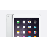 thumb-Refurbished iPad Air 2 Wit 64GB Wifi + 4G-1