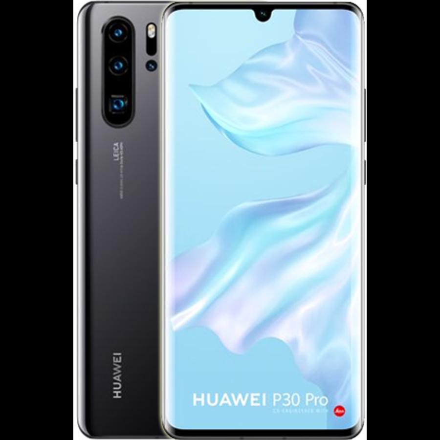 Huawei P30 Pro Dual Sim 128GB Midnight Black (128GB Midnight Black)-1