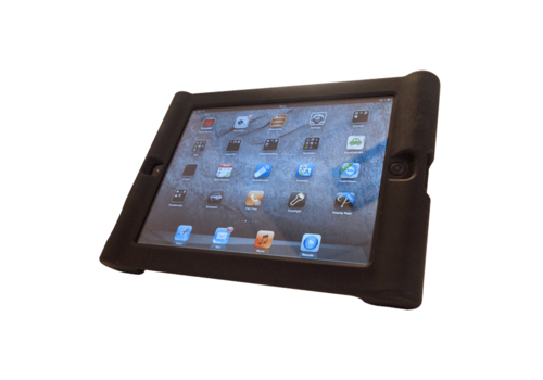 Refurbished Forza iPad Bumper Black Universeel 9.7 Inch