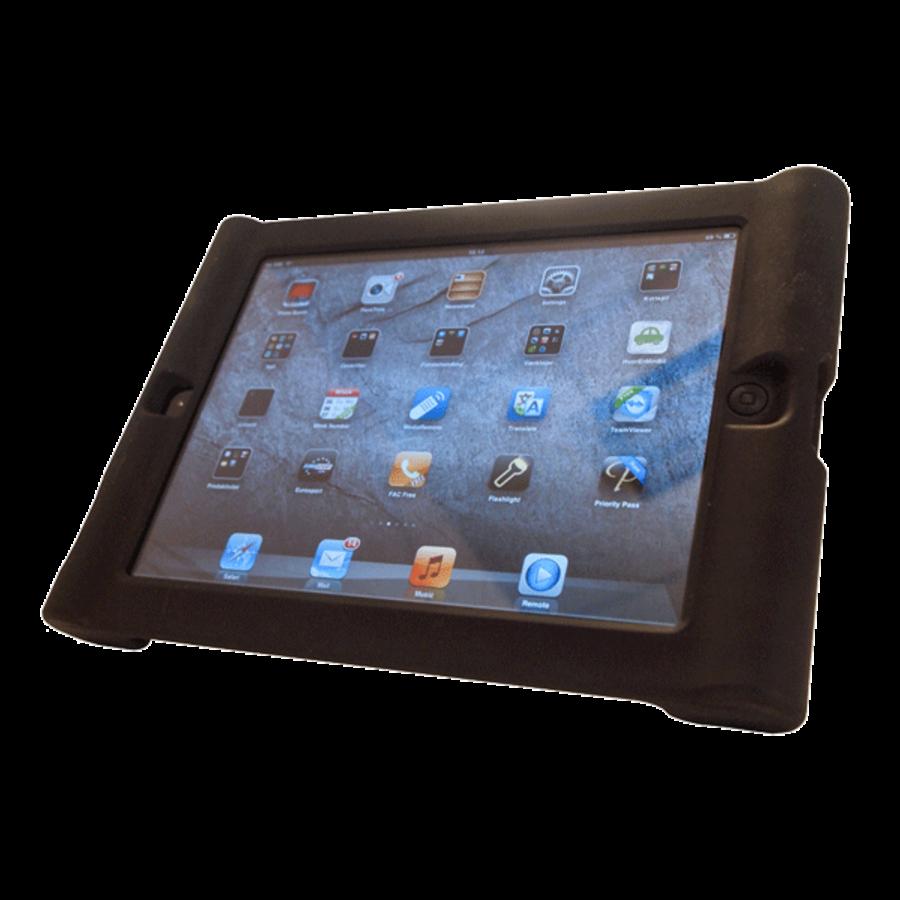 Refurbished Forza iPad Bumper Black Universeel 9.7 Inch-1