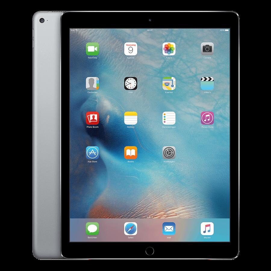 Refurbished iPad Pro 12.9 Inch (2017-versie) 64GB Space Grey Wifi + 4G-2