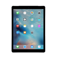 thumb-Refurbished iPad Pro 12.9 Inch (2017-versie) 64GB Space Grey Wifi + 4G-3