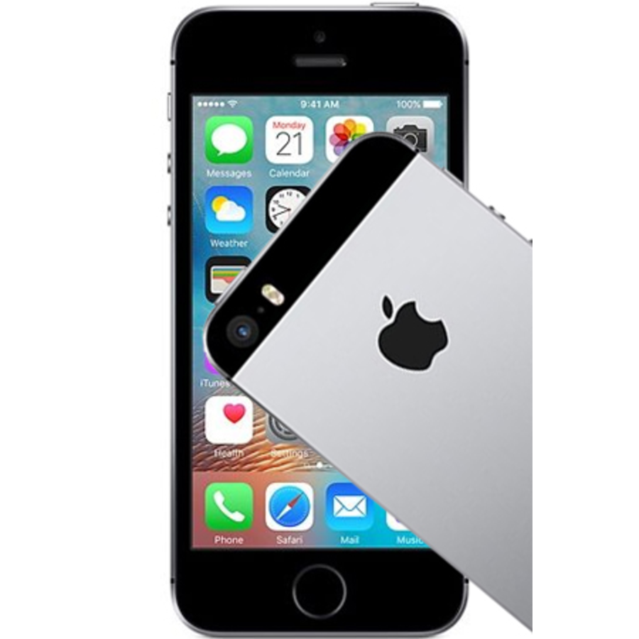 Apple iPhone SE 64GB Space Grey (64GB Space Grey)-1