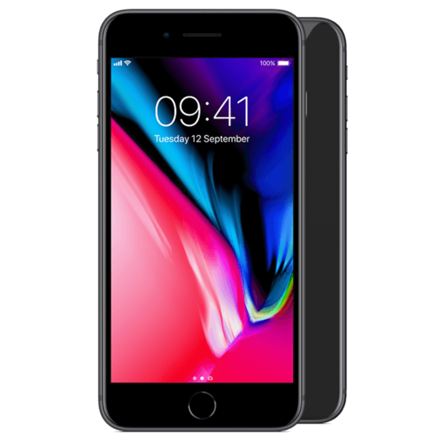 Refurbished iPhone 8 Plus 64GB Space Grey-1