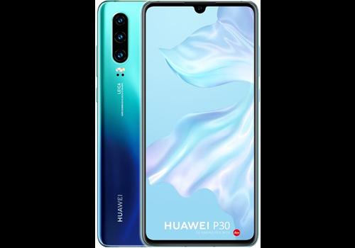 Huawei P30 Dual Sim 128GB Aurora Blue