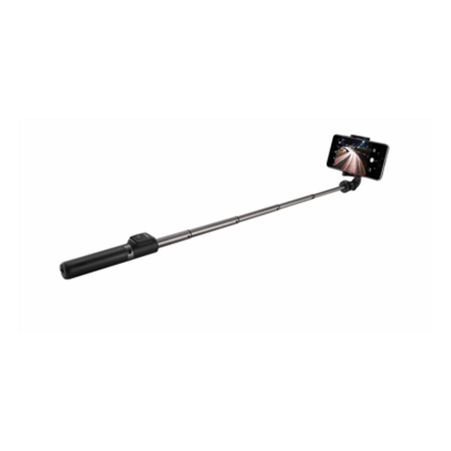 Huawei - AF15 - Bluetooth Selfie Stick Tripod - Black-2