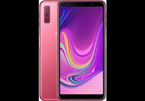 Samsung Galaxy A7 2018 Dual Sim A750F Pink