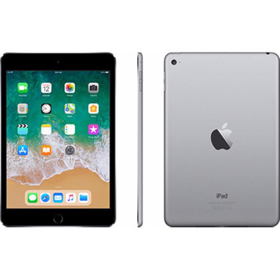 Refurbished iPad Mini 4 Zwart 16GB Wifi only-4
