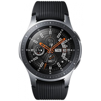 Samsung Galaxy Watch 46mm R800 Silver Black (Silver Black)
