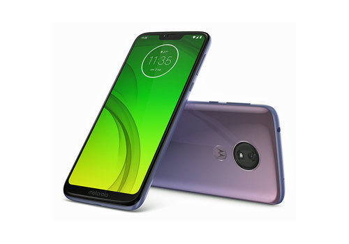 Motorola Moto G7 Power Dual Sim Purple
