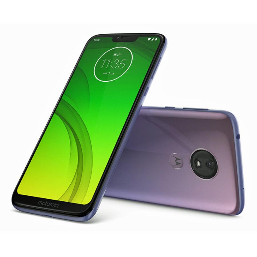 Motorola Moto G7 Power Dual Sim Purple (Purple)-1