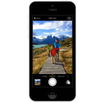 thumb-Refurbished iPhone 5C Wit 16gb-1