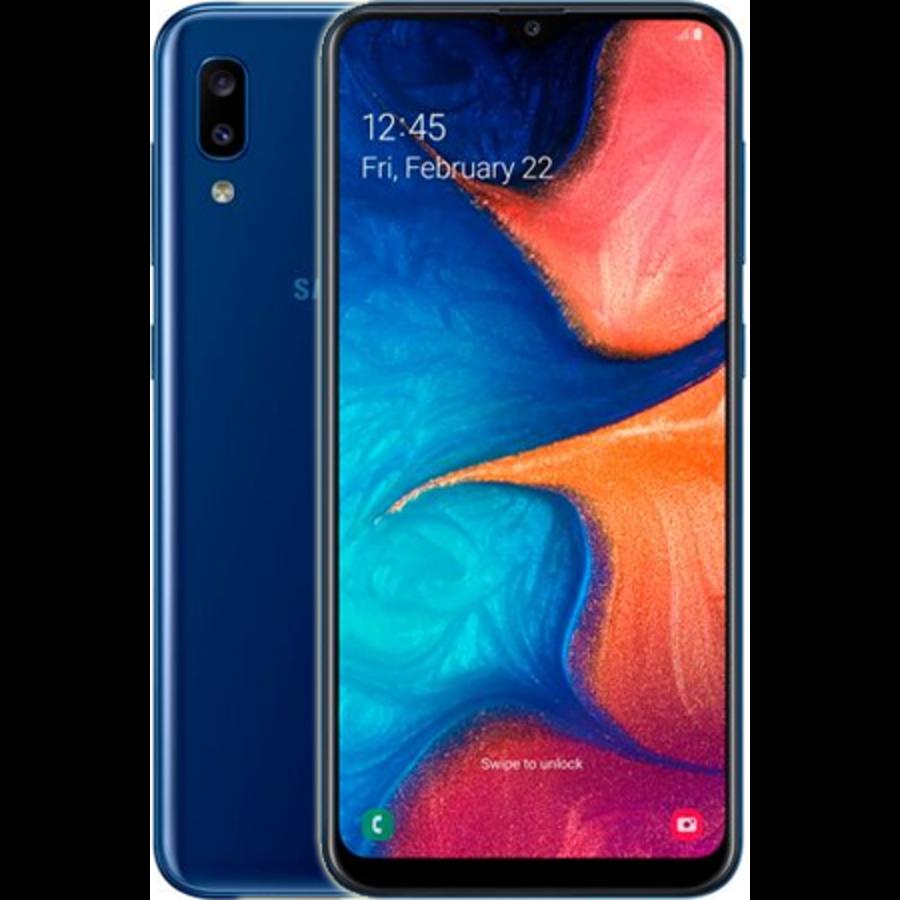Samsung Galaxy A20e Dual Sim A202F Blue (Blue)-1