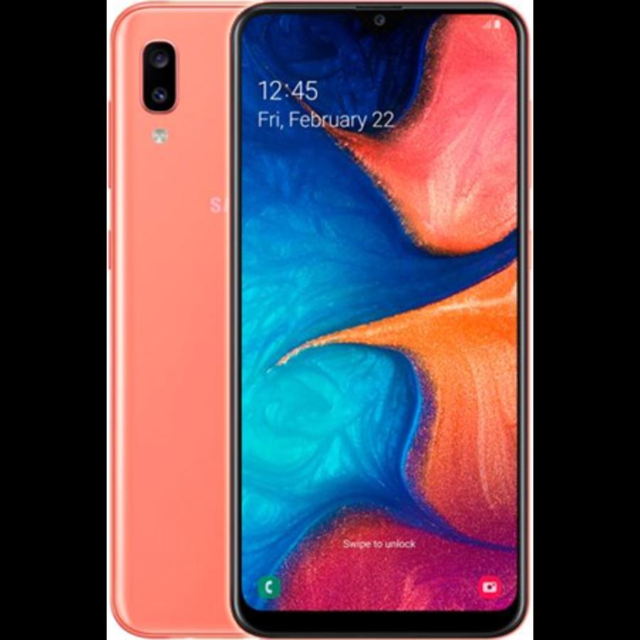 Samsung Galaxy A20e Dual Sim A202F Coral (Coral)-1